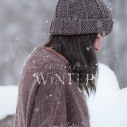 Knits About Winter by Emily Foden Cover